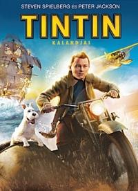 Tintin kalandjai DVD