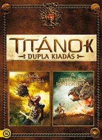 Titánok haragja DVD