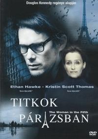 Titkok Párizsban DVD