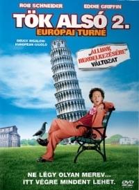 Tök alsó: Európai turné DVD