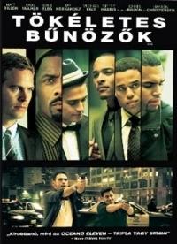 Tökéletes bűnözők DVD