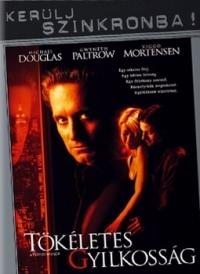 Tökéletes gyilkosság DVD