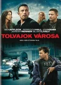 Tolvajok városa DVD