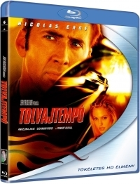 Tolvajtempó Blu-ray