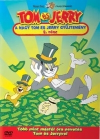 Tom és Jerry DVD