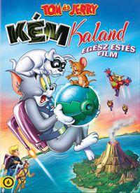 Tom és Jerry: Kémkaland DVD