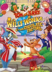 Tom és Jerry: Willy Wonka és a csokigyár DVD