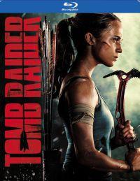 Tomb Raider *2018* *Fémdobozos* Blu-ray