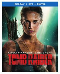 Tomb Raider *2018* Blu-ray
