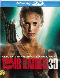 Tomb Raider *2018* 2D és 3D Blu-ray