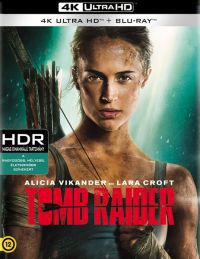 Tomb Raider *2018* (4K UHD + Blu-ray) Blu-ray