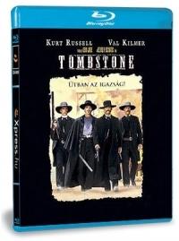 Tombstone - Halott város Blu-ray