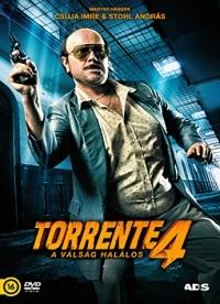 Torrente 4. - Halálos válság DVD