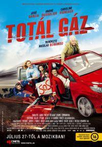 Totál Gáz DVD