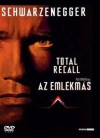 Total Recall - Az Emlékmás (Mirax kiadás) DVD