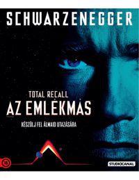 Total Recall - Emlékmás Blu-ray