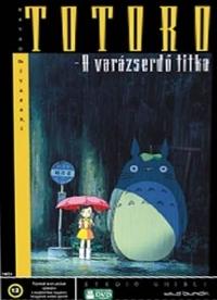 Totoro - A varázserdő titka DVD