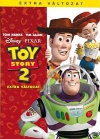 Toy Story 2. - Játékháború DVD