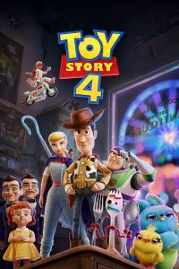 Toy Story 4. DVD