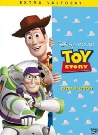 Toy Story - Játékháború DVD