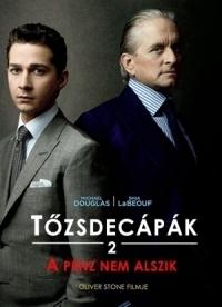 Tőzsdecápák 2. - A pénz nem alszik DVD