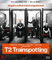 Trainspotting 2. Blu-ray + 4K Blu-ray