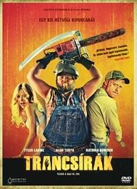 Trancsírák DVD