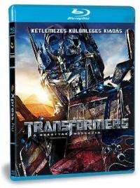 Transformers - A bukottak bosszúja Blu-ray