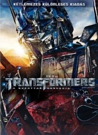 Transformers - A bukottak bosszúja DVD