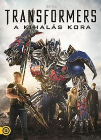 Transformers: A kihalás kora DVD