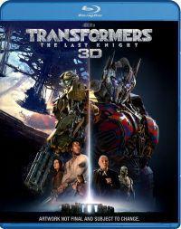 Transformers: Az utolsó lovag 2D és 3D Blu-ray