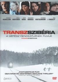 Transz-Szibéria DVD