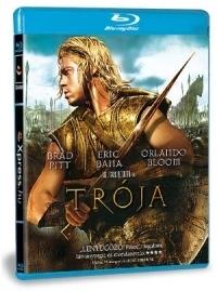 Trója Blu-ray