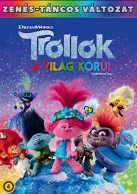 Trollok a világ körül DVD