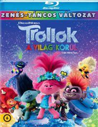 Trollok a világ körül Blu-ray