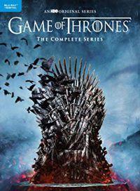 Trónok harca 1-8. évad (36 Blu-ray)  *Nem gyűjtődobozos kiadás* Blu-ray