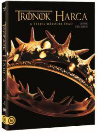 Trónok harca: 2. évad (5 Blu-ray) Blu-ray