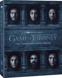 Trónok harca 6. évad  (4 Blu-ray) Blu-ray