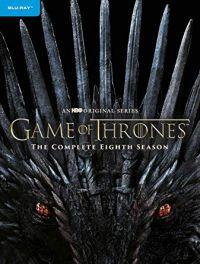 Trónok harca 8. évad (3 Blu-ray) Blu-ray