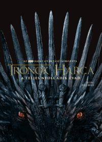 Trónok harca 8. évad (4 DVD) DVD