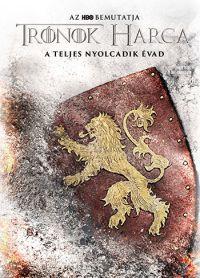 Trónok harca 8. évad - Lannister o-ring (4 DVD) DVD