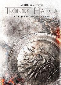 Trónok harca 8. évad - Stark o-ring (4 DVD) DVD