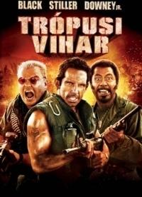 Trópusi vihar DVD
