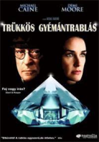 Trükkös gyémántrablás DVD