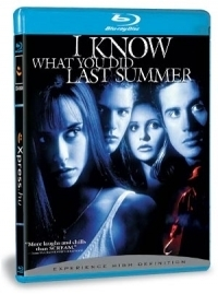 Tudom, mit tettél tavaly nyáron Blu-ray
