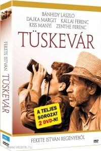 Tüskevár DVD