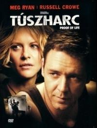 Túszharc DVD