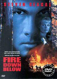 Tűz a mélyben DVD