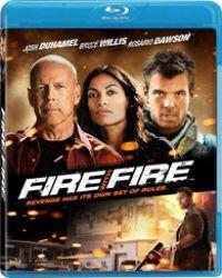 Tüzes bosszú Blu-ray