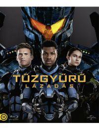 Tűzgyűrű: Lázadás Blu-ray